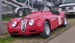 Super Cool XK 120