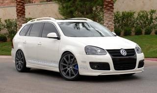 VW Jetta SportWagon TDI