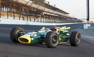 Lotus 38 at Indy