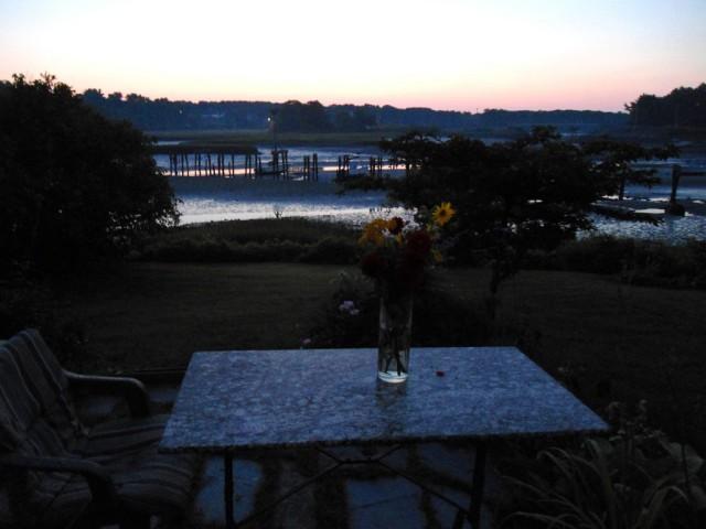 Cape Neddick At Dawn
