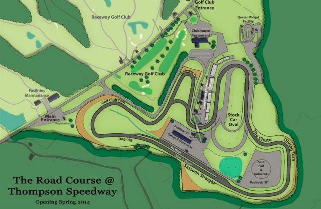 Thompson Int'l Speedway