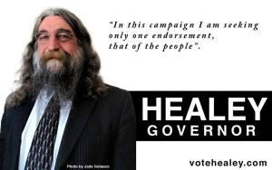 Robert Healey