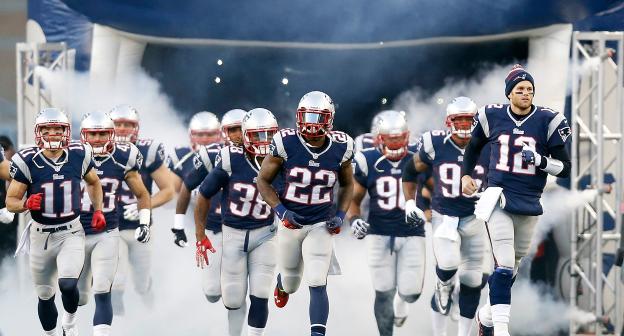 Patriots will win Super Bowl